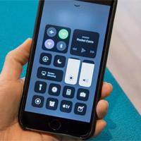 Cách thêm nút tắt máy, khởi động lại vào Control Center iOS 11