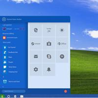 Mời chiêm ngưỡng Concept Windows XP 2018 tuyệt đẹp với ngôn ngữ thiết kế Fluent Design khiến ai cũng phải thích thú