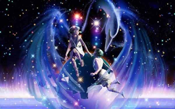 Hình nền 12 cung hoàng đạo anime 3D cho máy tính 3