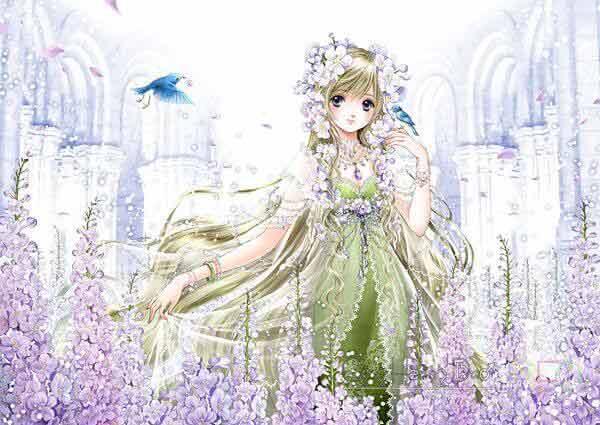 Hình nền 12 cung hoàng đạo anime 3D cho máy tính 4