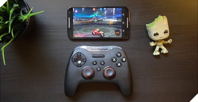 Chơi một số tựa game PC ngay trên điện thoại và máy tính bảng