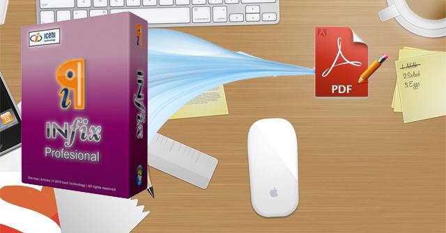 Cách chỉnh sửa file PDF bằng Infix PDF Editor