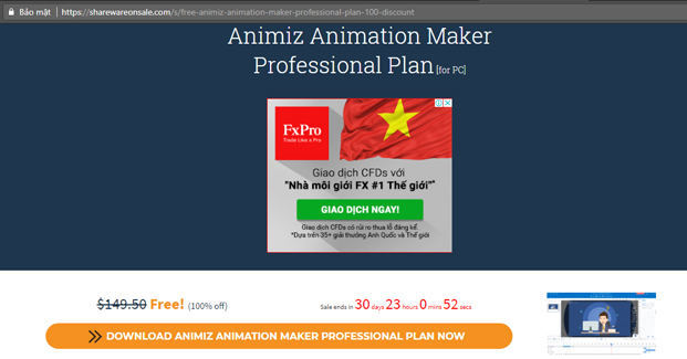 DOWNLOAD ANIMIZ AMIMATION MAKER PROFESSIONAL PLAN NOW