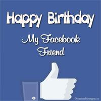 Cách chúc mừng sinh nhật nhiều người trên Facebook