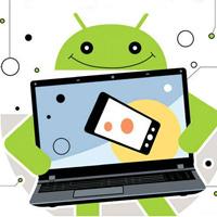 Kết nối thiết bị Android với máy tính qua mạng Wi-Fi