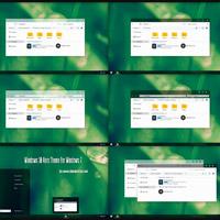 Cách tải Theme Windows 10 cho Windows 7