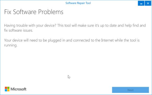 Windows Software Repair Tool