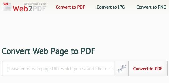 Lưu nội dung toàn bộ trang web dưới dạng PDF - Ảnh minh hoạ 5
