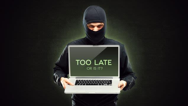 """10 """"thảm họa"""" máy tính hàng đầu và cách đối phó với chúng"""