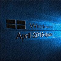 Cách sửa lỗi màn hình trống trơn sau khi cập nhật Windows 10 April 2018 Update