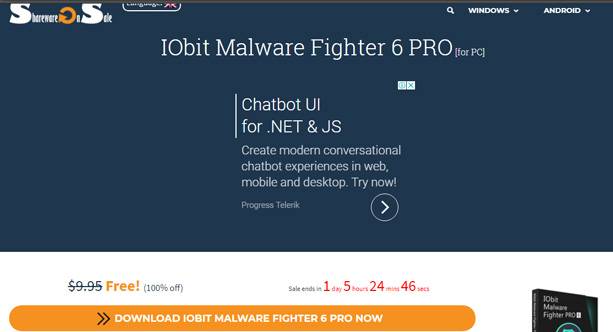 DOWNLOAD IOBIT MALWARE FIGHTER 6 PRO NOW