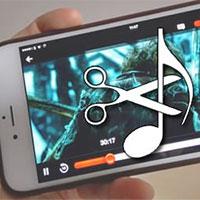 Cách tách âm thanh ra khỏi video trên iOS