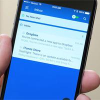 Cách dùng ứng dụng Spark quản lý email trên iPhone