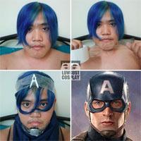 Thánh cosplay Thái Lan tái xuất dân mạng lại được tràng cười nghiêng ngả