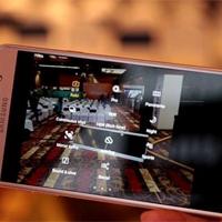 Cách chụp ảnh nhanh trên Samsung Galaxy J7 Pro