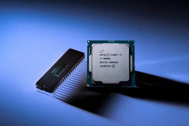Core i7-8086K phiên bản CPU giới hạn có thể đạt xung nhịp 5GHz