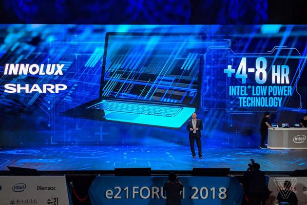 Công nghệ màn hình Low Power Display mới