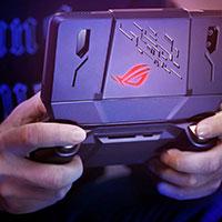 Chiêm ngưỡng điện thoại Android siêu khủng để chơi game, có cả quạt làm mát