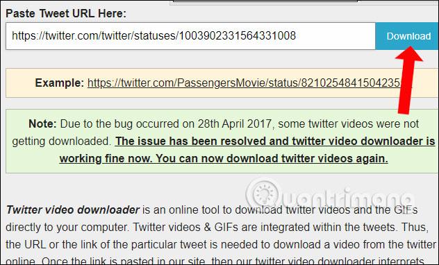 Cách tải video Twitter trên máy tính - Ảnh minh hoạ 5