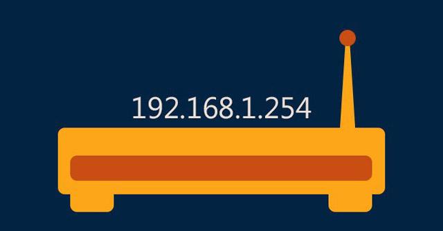 Tìm hiểu địa chỉ IP Router...