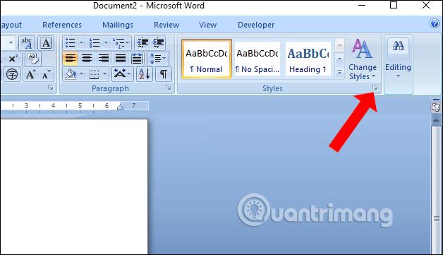 Cách sao chép Style giữa 2 file Word