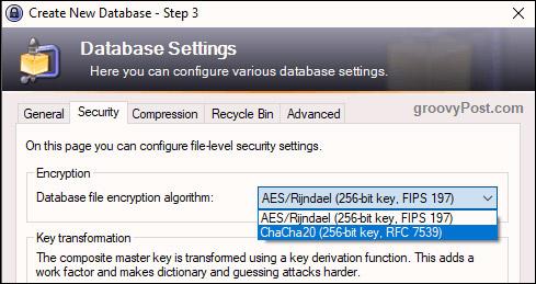 Trải nghiệm Keepass, trình quản lý mật khẩu ấn tượng - Ảnh minh hoạ 11