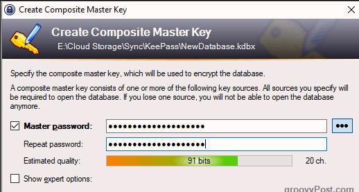 Trải nghiệm Keepass, trình quản lý mật khẩu ấn tượng - Ảnh minh hoạ 10