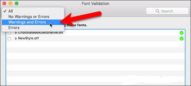 Cách cài đặt và xóa bỏ font chữ trên Mac - Ảnh minh hoạ 13