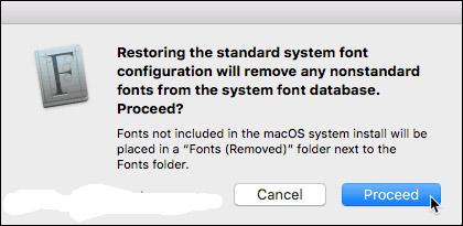 Cách cài đặt và xóa bỏ font chữ trên Mac - Ảnh minh hoạ 19