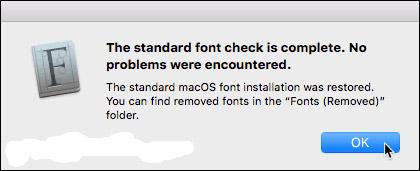 Cách cài đặt và xóa bỏ font chữ trên Mac - Ảnh minh hoạ 20