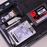 Những điều cần biết khi nâng cấp ổ cứng lên SSD cho laptop
