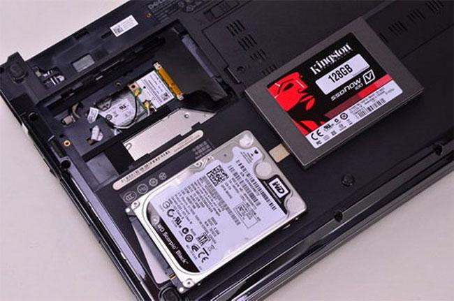 Laptop cấu hình thấp có nên nâng cấp SSD?