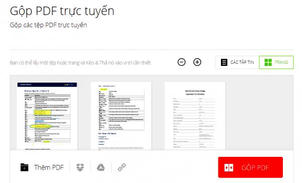 PDFio.co - Dịch vụ tạo, bảo vệ, chuyển đổi PDF,… trực tuyến, hỗ trợ tiếng Việt, miễn phí trên nhiều thiết bị - Ảnh minh hoạ 3