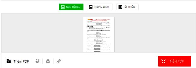 PDFio.co - Dịch vụ tạo, bảo vệ, chuyển đổi PDF,… trực tuyến, hỗ trợ tiếng Việt, miễn phí trên nhiều thiết bị - Ảnh minh hoạ 4