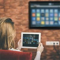 Cách kết nối điện thoại hoặc máy tính bảng với TV sử dụng USB