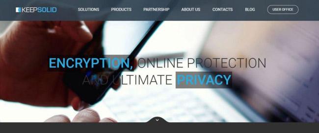 KeepSolid VPN