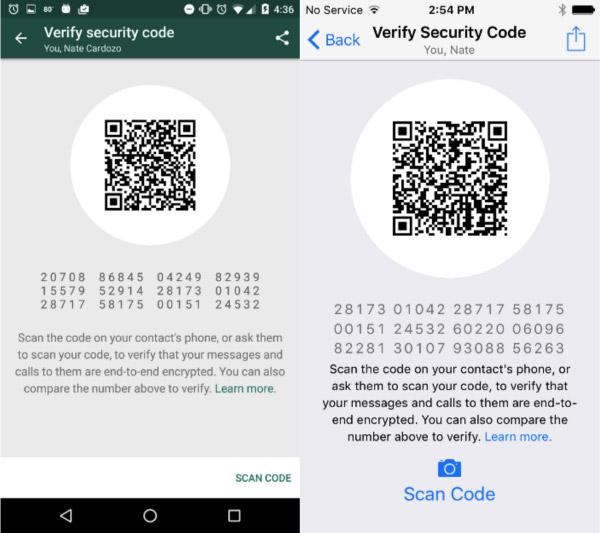 Kiểm tra mã bảo mật 8 thủ thuật tăng cường bảo mật cho WhatsApp