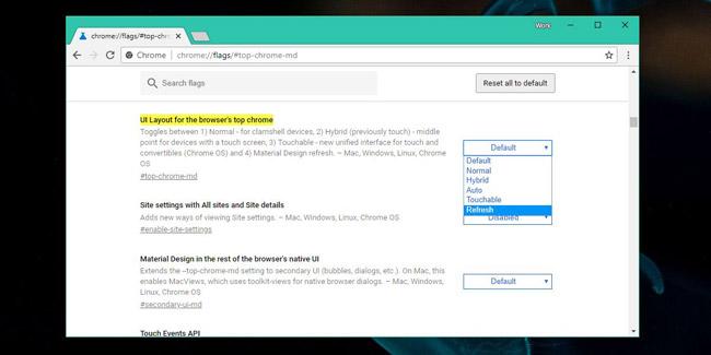 Khắc phục lỗi trong Chrome