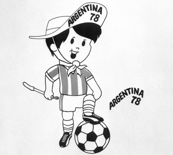 World Cup 1978 - Gauchito