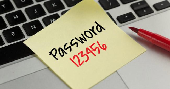 7 sai lầm khiến bảo mật Internet gặp rủi ro