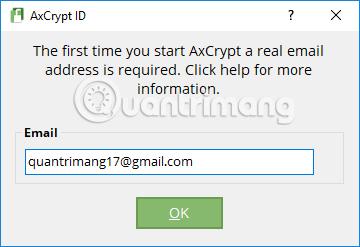 Cách mã hóa dữ liệu bằng phần mềm AxCrypt - Ảnh minh hoạ 2