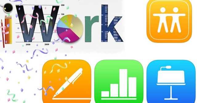 5 lý do các iFan nên sử dụng iWork,bộ sưu tập ứng dụng văn phòng của Apple