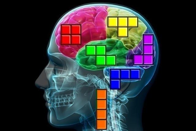 Chơi Tetris tốt cho não