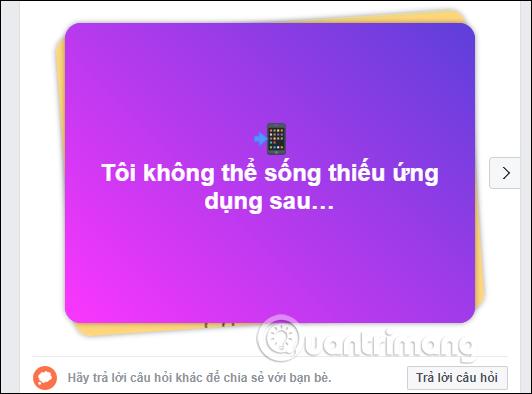 Cách tạo Trả lời câu hỏi trên Facebook - Ảnh minh hoạ 5