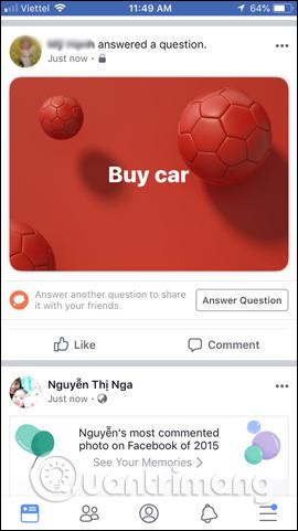 Cách tạo Trả lời câu hỏi trên Facebook - Ảnh minh hoạ 9