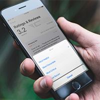 Cách lọc đánh giá ứng dụng, game trên App Store
