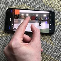 Hướng dẫn xoay video bị nghiêng trên iPhone hoặc iPad bằng iMovie