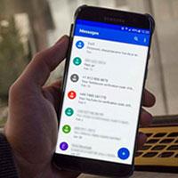 Cách gửi tin nhắn từ máy tính bằng Android Messages