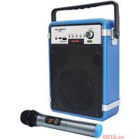 Đánh giá loa bluetooth Soundmax M2