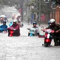 Ứng dụng cảnh báo và tra cứu các điểm ngập lụt trên điện thoại